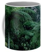 Tree Ferns Coffee Mug