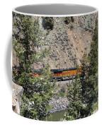 Tree Framed Engine Coffee Mug