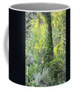 Tree In Garden Coffee Mug