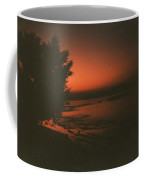 Tree In Sunset Coffee Mug