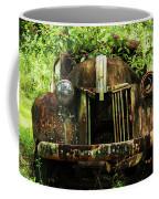 Tree In Truck Coffee Mug