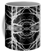 Tree Kaleidescope  Coffee Mug