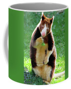 Tree Kangaroo Coffee Mug