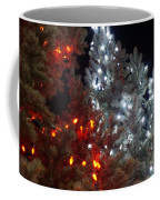 Tree Lights Coffee Mug
