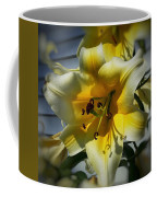 Tree Lily Coffee Mug