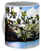 Tree Limb Over Water 2 Coffee Mug