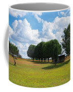 Tree Line Coffee Mug