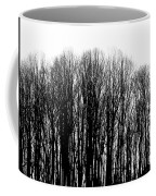 Tree Lined Coffee Mug
