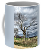 Tree Man Coffee Mug