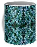 Tree Moss Mandala Coffee Mug