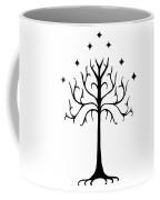 Tree Of Gondor Crest Coffee Mug