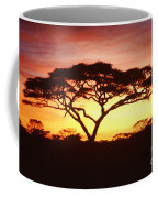 Tree Of Life Africa Coffee Mug