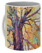 Tree Of Life And Wisdom   Coffee Mug