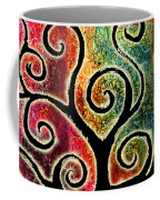 Tree Of Life Coffee Mug by Jaison Cianelli