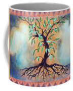 Tree Of Life Coffee Mug by Kathy Braud