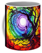 Tree Of Life Meditation Coffee Mug