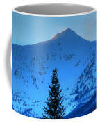 Tree Pano Coffee Mug