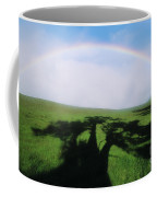 Tree Shadow Coffee Mug