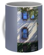 Tree Shadows On Savannah House Coffee Mug