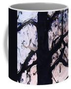 #tree Silhouette Coffee Mug