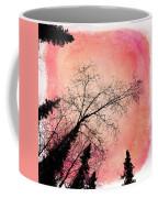 Tree Silhouettes I Coffee Mug
