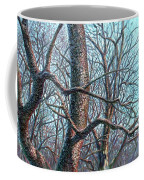 Tree Study Coffee Mug