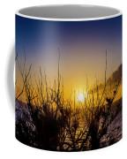 Tree Sunset Coffee Mug