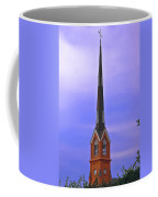 Tree Top Steeple Coffee Mug