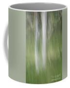 Tree Trunk Motion Coffee Mug