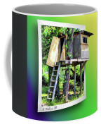 Treehouse Fort Coffee Mug