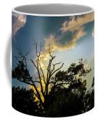 Treeline Silhouette Coffee Mug