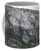 Trees And Flat Peak Coffee Mug