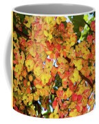 Trees And Flowers In Hawaii Coffee Mug