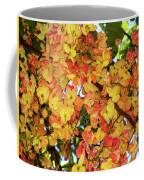 Trees And Flowers In Hawaii Coffee Mug