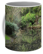 Trees And Water Coffee Mug