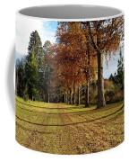Trees At The Park Coffee Mug