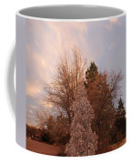 Trees At The State Capital Coffee Mug