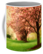Trees In A Row Coffee Mug