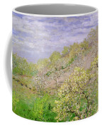 Trees In Blossom Coffee Mug