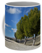 Trees In January Coffee Mug
