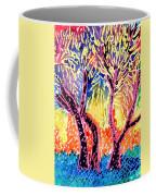 Trees In Summer Coffee Mug