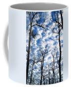 Trees In The Sky Coffee Mug