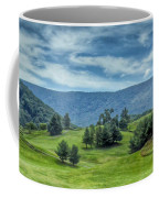 Trees In The Valley Coffee Mug