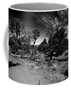 Trees Of Canyon Lands Coffee Mug