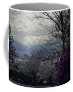 Trees Of Spring Coffee Mug