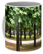 Trees Of Tuilieres Coffee Mug