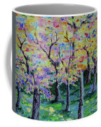 Trees On Hideaway Ct Coffee Mug