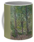 Trees Paris, July 1887 Vincent Van Gogh 1853  1890 Coffee Mug