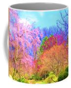 Trees With Color Coffee Mug