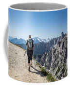 Trekking Coffee Mug